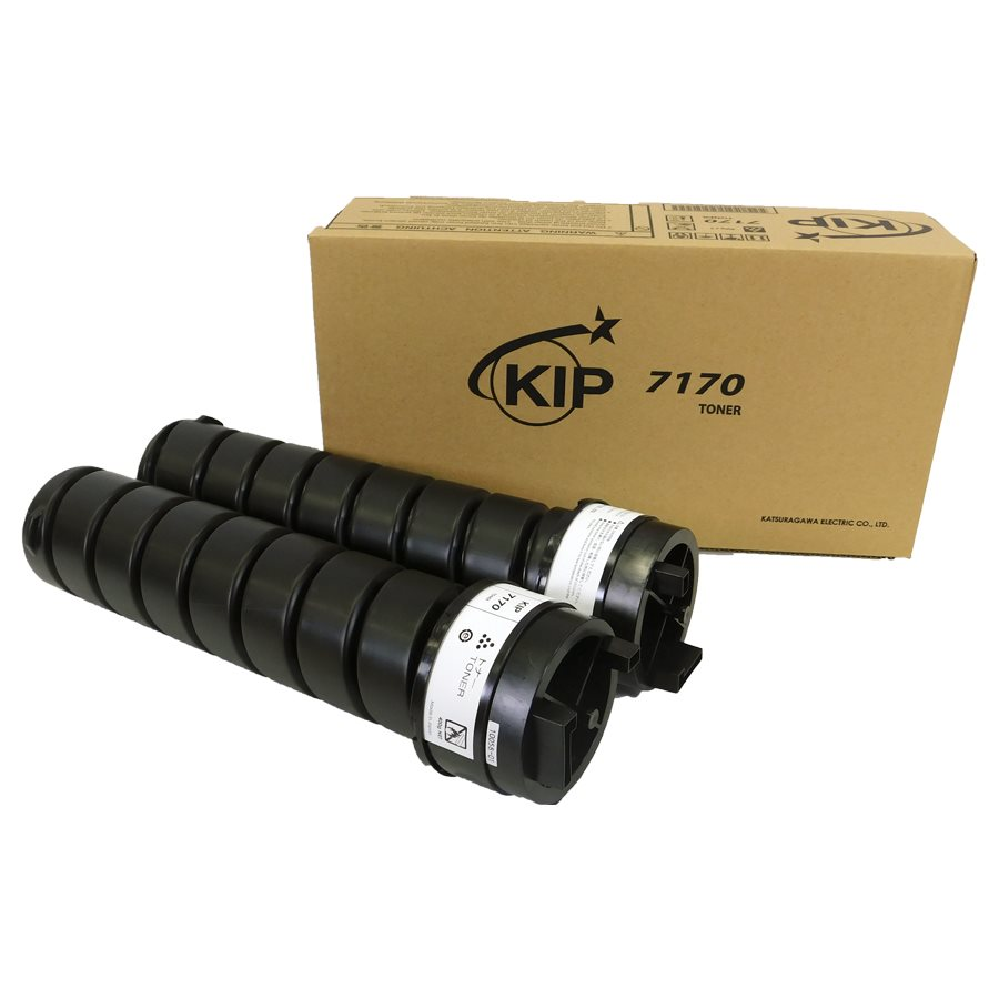 KIP 71 Series Toner - 400g (Box of 2)