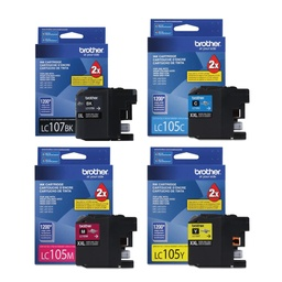 Brother LC105 Super High Yield Ink Cartridge