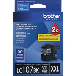 Brother LC107 Super High Yield Ink Cartridge