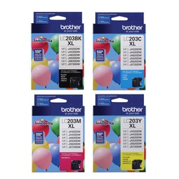 Brother LC203 High Yield Ink Cartridge